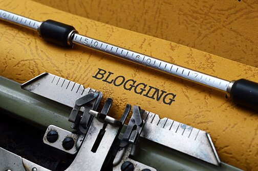Why you should blog from your business website